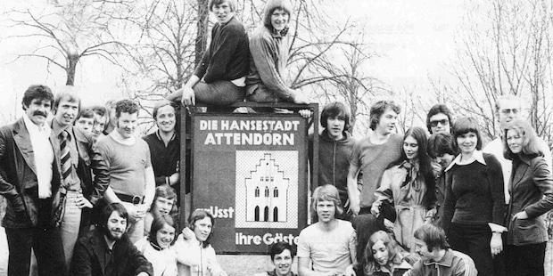 """Photo of 40 Jahre """"Spiel ohne Grenzen"""""""