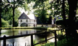 Deutscher Mühlentag: Wassermühle in Niederdielfen geöffnet