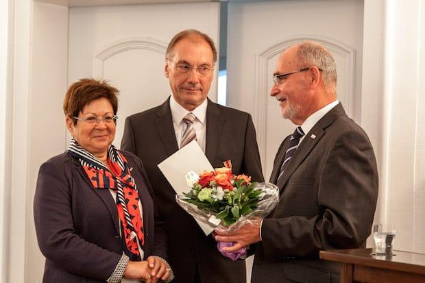 Photo of Bundesverdienstkreuz am Bande für Elmar Reuter aus Olsberg