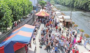 Mittelalter-Festival lockt nach Altena