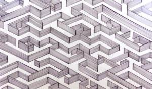 Hilchenbach: Architektur im Kunstunterricht