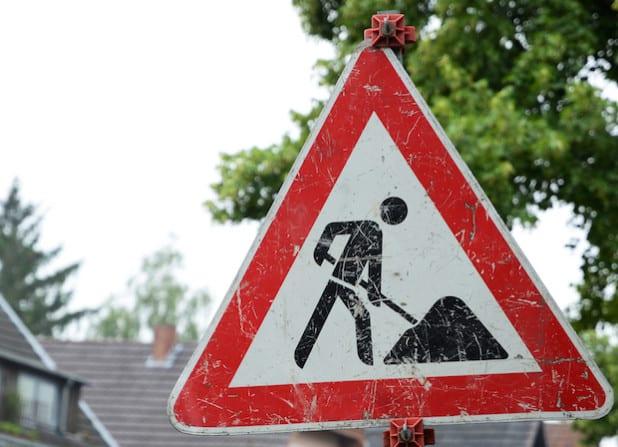 In der kommenden Woche sind Bauarbeiten an einer der Kreisstraßen vorgesehen (Symbolfoto: Judith Wedderwille/Kreis Soest).