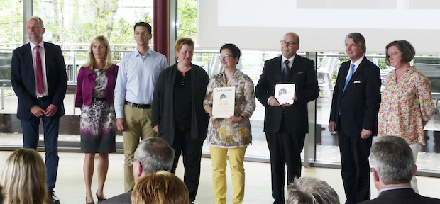 Photo of Berufswahl-SIEGEL an sechs Schulen verliehen