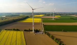 Windpark Hilbeck wird offiziell in Betrieb genommen