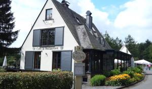 """Genuss im Café-Restaurant """"Altes Wärterhaus"""" nun auch mit Gutschein"""