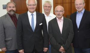 Friedhelm Siewert: 40 Jahre im öffentlichen Dienst
