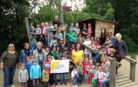 """Städtisches Familienzentrum """"Die Kleinen vom Erbenberg"""" erneut zertifiziert"""