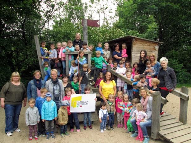 Familienzentrum Erbenberg rezertifiziert (Foto: Stadt Iserlohn)