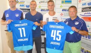 TuS Erndtebrück: Duo aus Rödinghausen verpflichtet