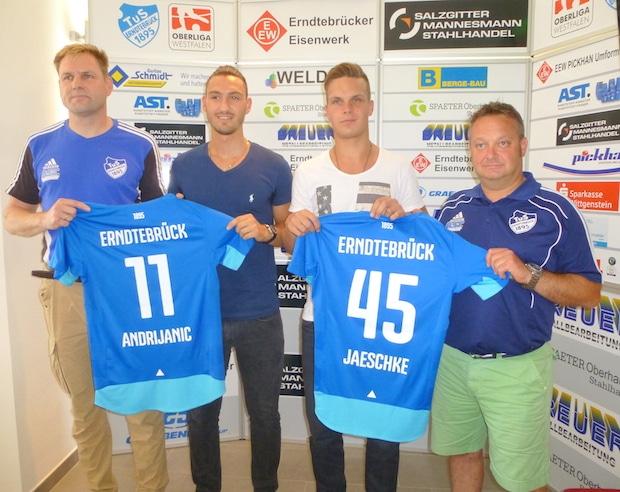Photo of TuS Erndtebrück: Duo aus Rödinghausen verpflichtet