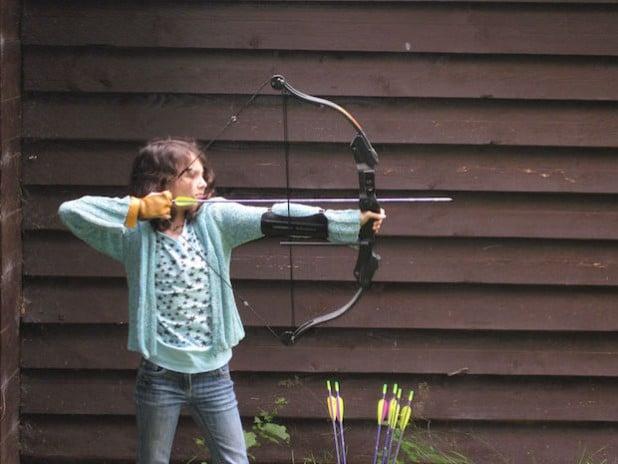 Das Programm der Neunkirchener Ferienspiele gibt den Kindern und Jugendlichen auch die Möglichkeit, verschiedene - zum Teil auch recht außergewöhnliche - Sportarten auszuprobieren (Foto: Gemeinde Neunkirchen).