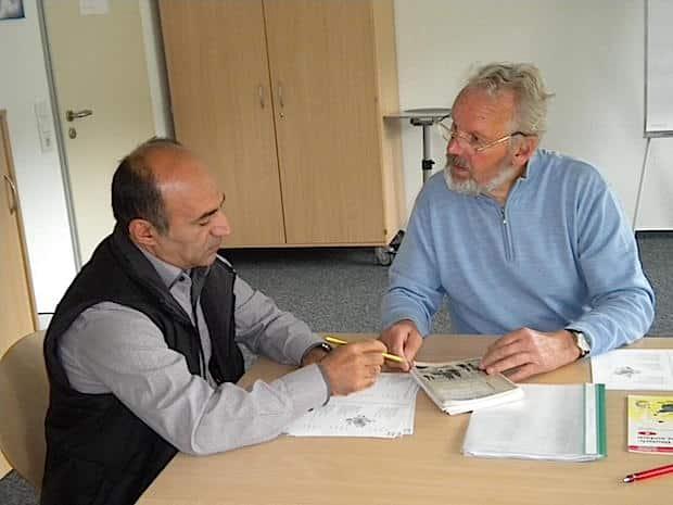 Photo of Ehrenamtliche Unterstützung für Flüchtlinge