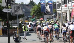 Radrennen mit Olaf Ludwig: Geringe Beeinträchtigungen des Verkehrs