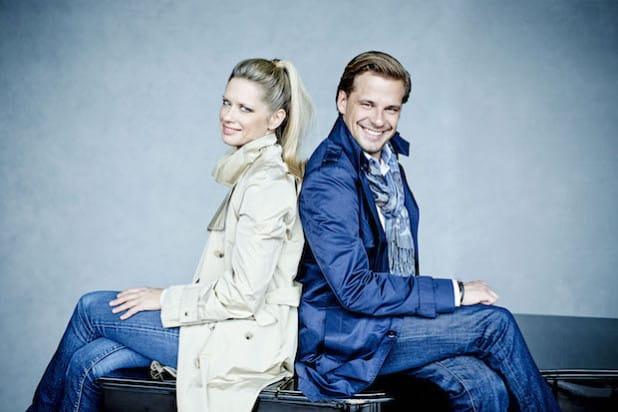 Kirill Troussov und Alexandra Troussova -  Foto: Marco Borggreve