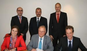 Wenden: Strom-Konzessionsvertrag unterzeichnet