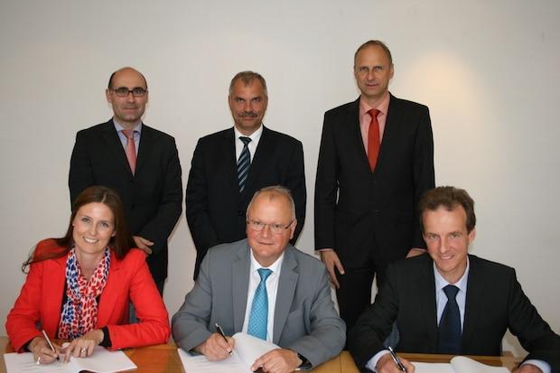 Photo of Wenden: Strom-Konzessionsvertrag unterzeichnet