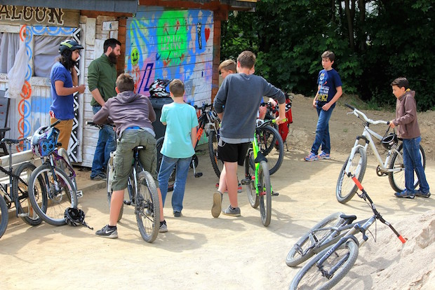"""Photo of """"Ride my Bike"""" – Toller Auftakt für den Kulturrucksack NRW"""