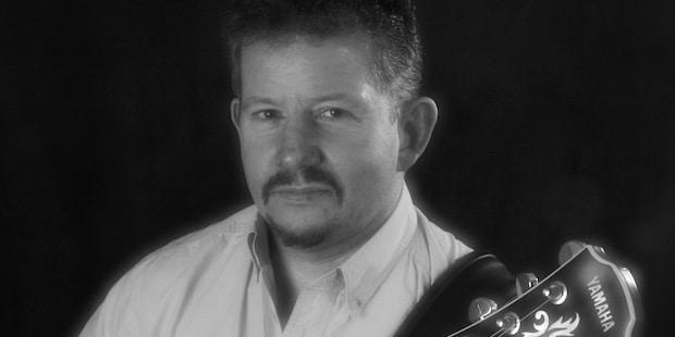Photo of Nigel Prickett am 29.07.2015 im Alten Schlachthof