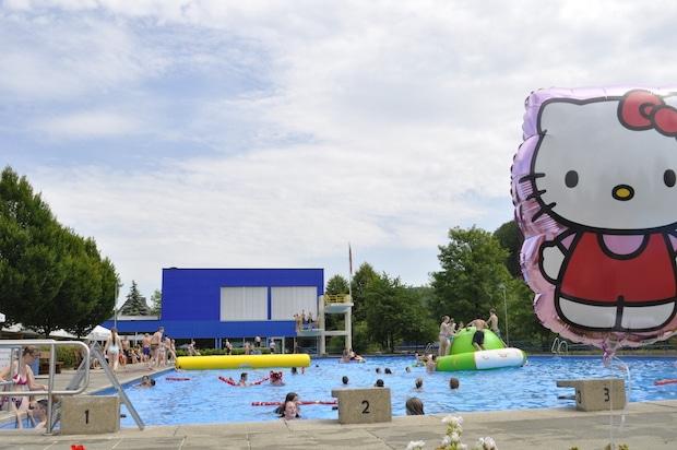Photo of Zum Ferienstart ins Mescheder Freibad
