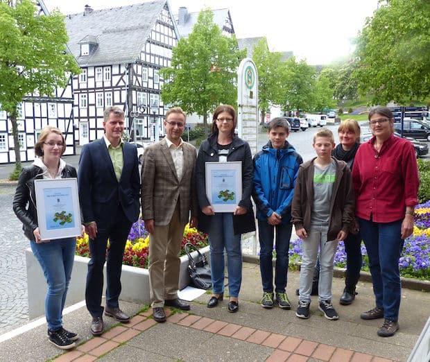Photo of Verleihung des RWE Klimaschutzpreises 2014