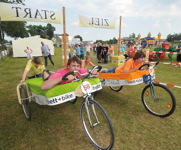 Photo of Vom nostalgischen Hochrad bis zum E-Bike: ein Fest rund ums Fahrrad