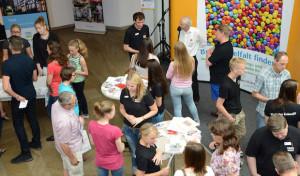 Junge Menschen warfen Blick in berufliche Zukunft