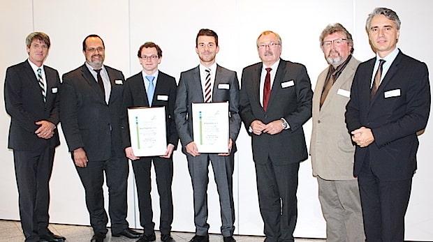 Photo of Studienpreis des Kreises Olpe für Philipp Krause und Simon Papenheim
