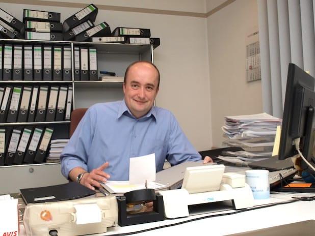Torsten Kosfeld - Foto: WVG Warsteiner Verbundgesellschaft mbH