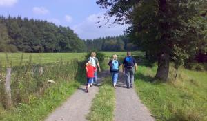 Klima – Wanderung zum 1. Mai in Menden