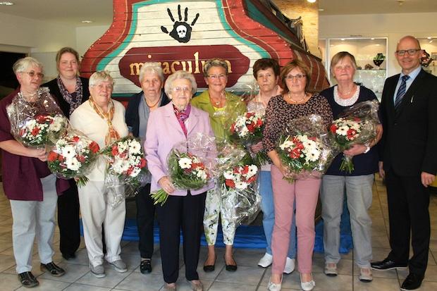 Photo of DRK-Frauenverein Wilnsdorf beging Mitgliederversammlung