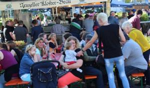 Meinerzhagener Bierbörse gut besucht – bis Sonntagabend über 300 Biersorten zur Auswahl