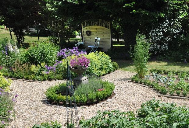 """Photo of """"Tag der offenen Gartentüre"""" in Burbach und Wilnsdorf am 28. Juni"""