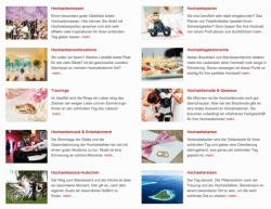 <b>Sonderveröffentlichung: Heiraten in Südwestfalen und Oberberg</b>