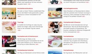 Sonderveröffentlichung: Heiraten in Südwestfalen und Oberberg