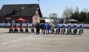 Motoball-Jugendliga: Vorletzter Spieltag der Gruppenrunde