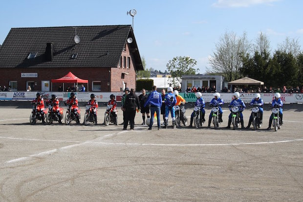 Photo of Motoball-Jugendliga: Vorletzter Spieltag der Gruppenrunde