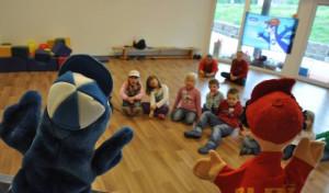 DLRG Bad Berleburg im Kindergarten