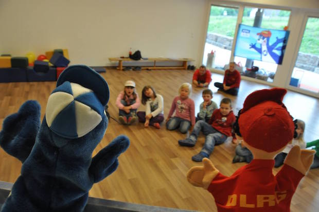 Photo of DLRG Bad Berleburg im Kindergarten