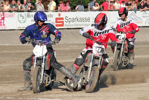 Photo of Motoball-Bundesliga: Verdienter Sieg in einem diskutablen Spiel