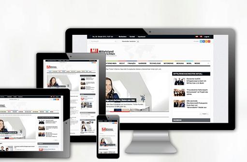 Photo of Responsive Webdesign