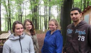 Jugendliche qualifizieren sich für Kinder- & Jugendarbeit