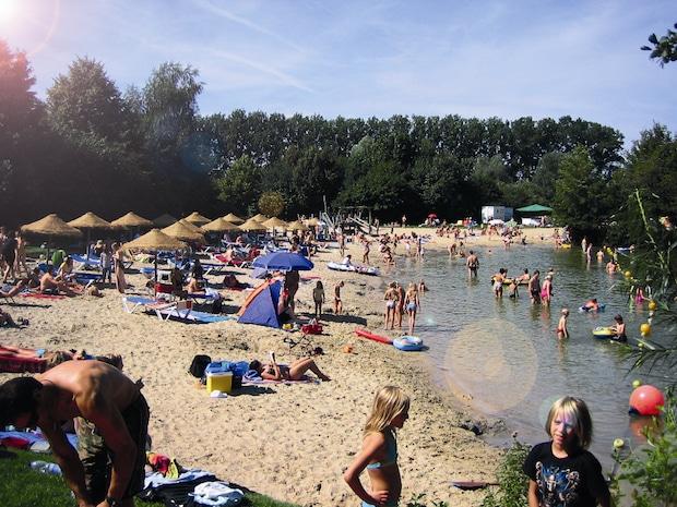 Photo of (25) Der Alberssee – Strandurlaub vor der Haustür