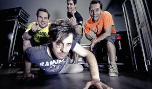 """Punkrockparty """"auf Deutsch"""" mit Alex im Westerland"""
