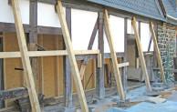 Gebäudemanagement nutzt unterrichtsfreie Zeit zu Baumaßnahmen