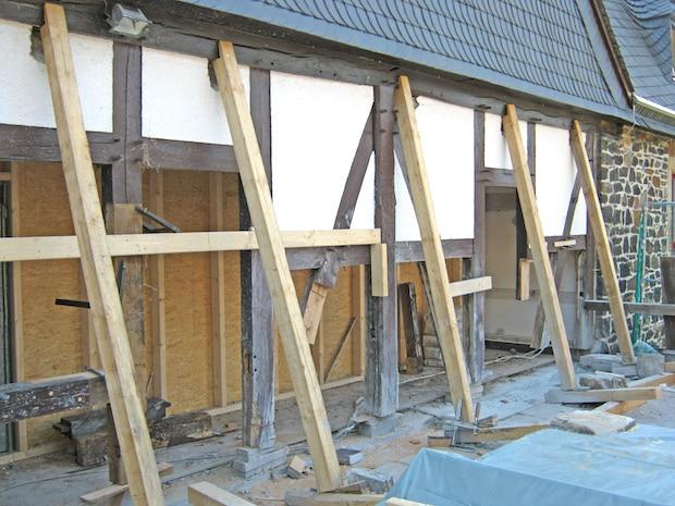 Photo of Gebäudemanagement nutzt unterrichtsfreie Zeit zu Baumaßnahmen