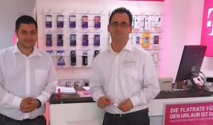 Telekom-Shop eröffnet in Kreuztal