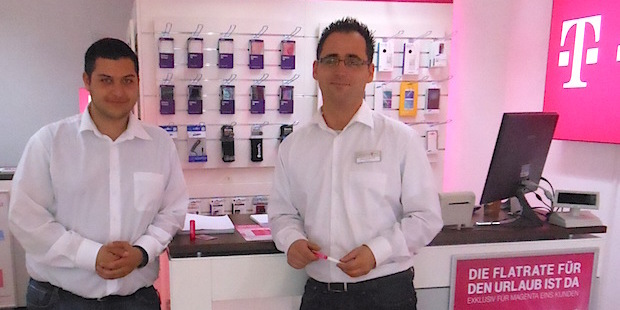 Photo of Telekom-Shop eröffnet in Kreuztal