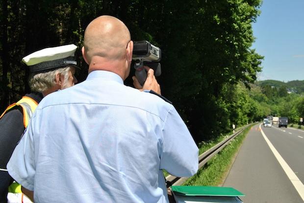 Photo of Geschwindigkeitskontrollen im Südkreis des Märkischen Kreis