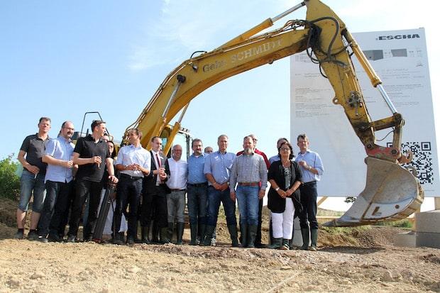 Photo of ESCHA: Spatenstich für neues Fertigungsgebäude
