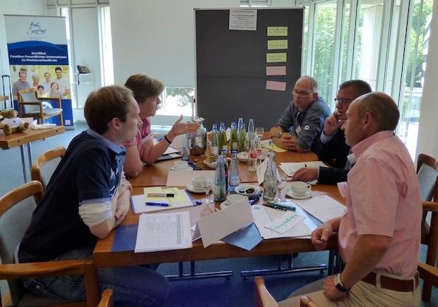 Photo of Zertifikat Familien-Freundliches-Unternehmen: Noch wenige Plätze frei